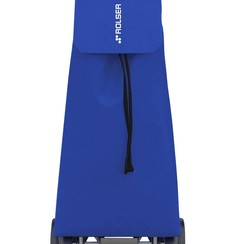 Boodschappentrolley Rolser Jet blauw