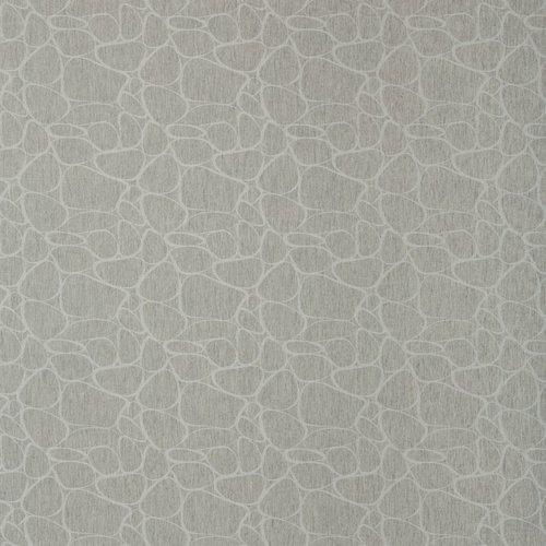Beschichtete Tischtextil Tramuntana Silber