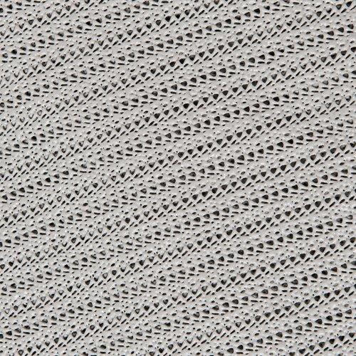 Gartentischdecke 140x180 cm oval Margherita grau