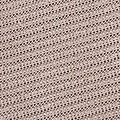 Garden  Tablecloth 140x180 cm oval Margherita taupe