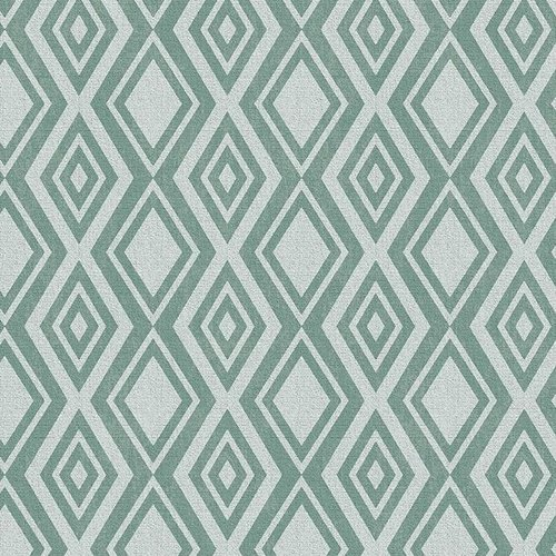 PVC Tafelzeil Diamente groen