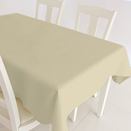 Coated Table textiles Maly cream