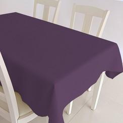Gecoat tafelkleed Maly - paars