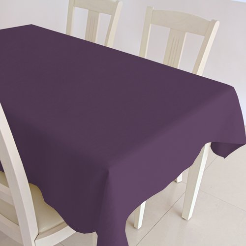 Coated Table textile Maly purple