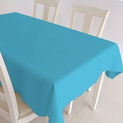 Gecoat tafelkleed Maly - turquesa