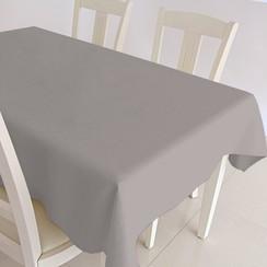 Gecoat tafelkleed Maly - licht grijs