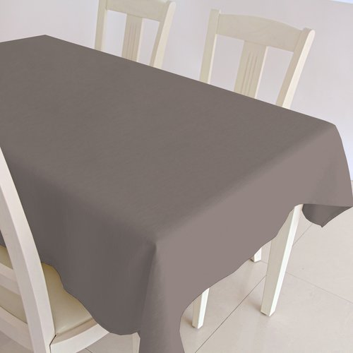 Coated Table textiles Maly taupe