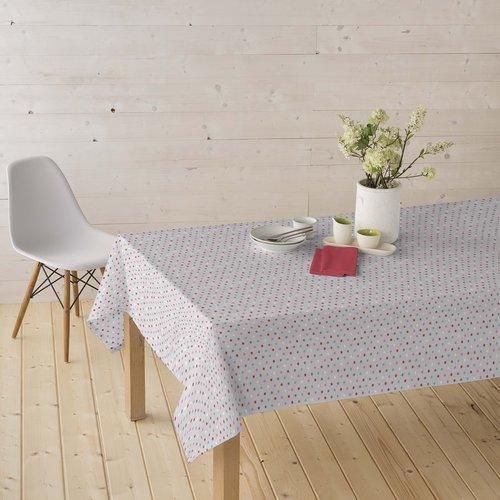 Beschichtete Tisch Textil Konfetti