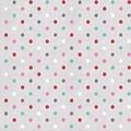 Coated Table textile Confetti