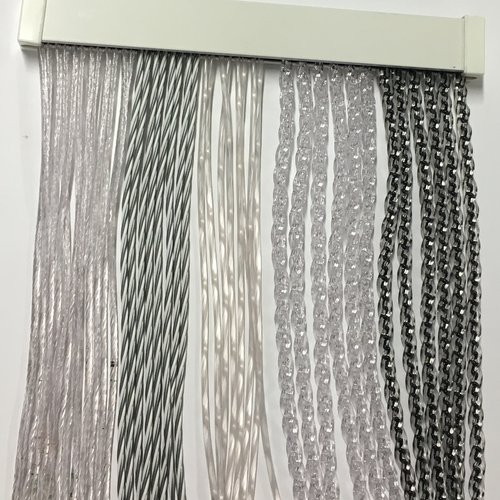 Sample bar door curtain heavy PVC