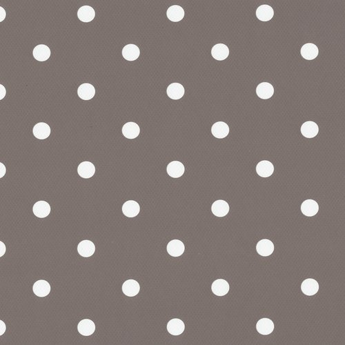 Adhesive foil dots taupe packed per 6 rolls
