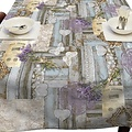 PVC oilcloth Provence