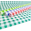 Damastpapier op rol 118 cm x 10 m Assorti zelf doos samenstellen 25 st