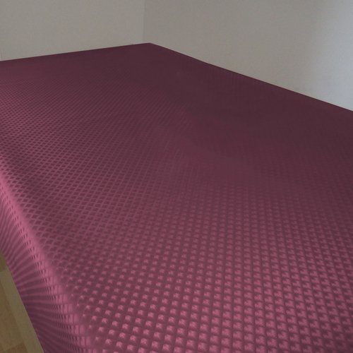 Table textiles Polyline Zafiro dark red
