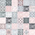 Beschichtetes Geschirr Castillo pink