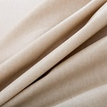 Wachstuch Polyester Uni beige