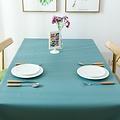 Oilcloth polyester Uni green