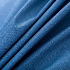 Tafelzeil polyester  Uni blauw