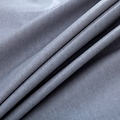 Oilcloth polyester Uni anthracite