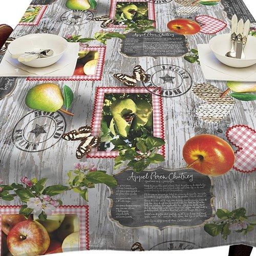 PVC Tablecloth Holland fruit
