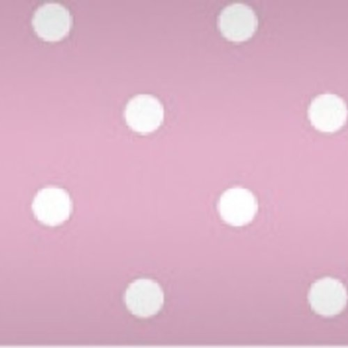 Table paper on a roll Damast 118 cm x 10 mtr. Dot pink