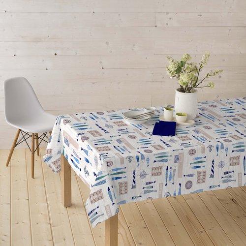 Coated Table Textile Aquarium