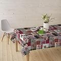 Beschichtete Tischtextilien Frohe Weihnachten