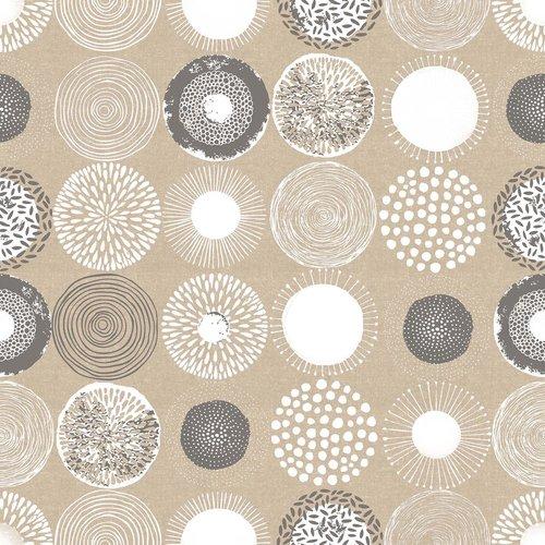 Beschichtete Tisch Textil Onorische Natur