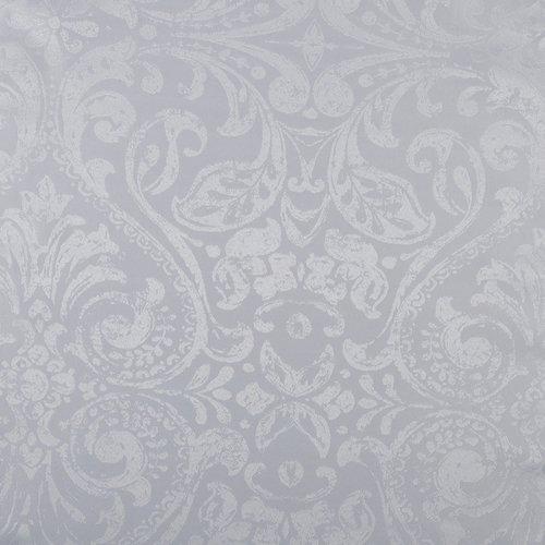Tablecloth textile Napoli perle around 160 cm