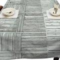 PVC oilcloth Salinas celadon