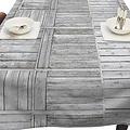 PVC Tafelzeil Salinas grijs