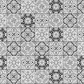 Aquamat Tile antique black 65cmx15m