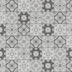 Aquamat Tile antique black