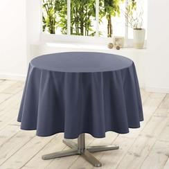 Tafelkleed textiel Essentiel beton rond 180 cm