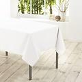 Tischdecke Textil Essentiel weiß 140cmx250cm