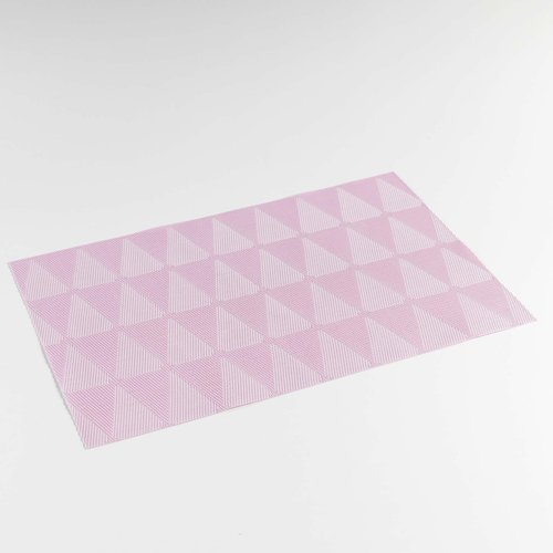 Place mats Takea purple packed per 12 pieces