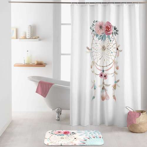 Shower curtain textile Oiti