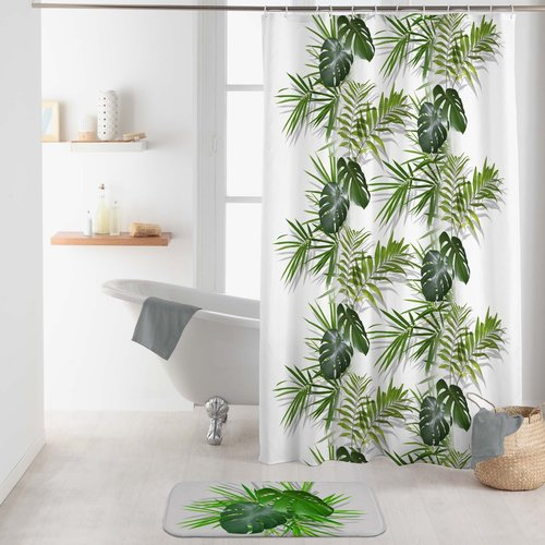 Shower curtain textile Capina