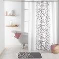 Shower curtain textile Effervescence