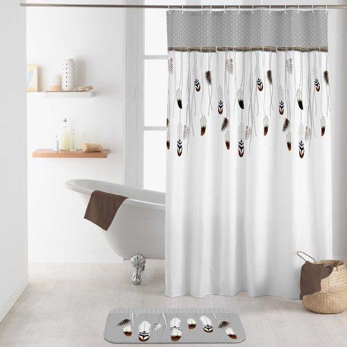 Shower curtain textile Talluhah