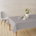 Coated Table textiles Damask nature