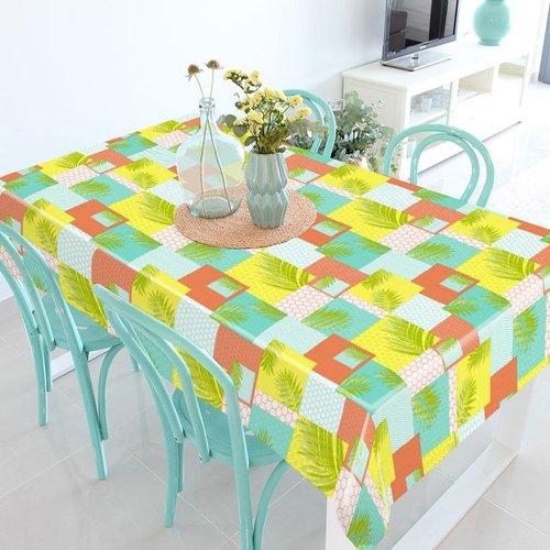 PVC oilcloth Galva amarillo