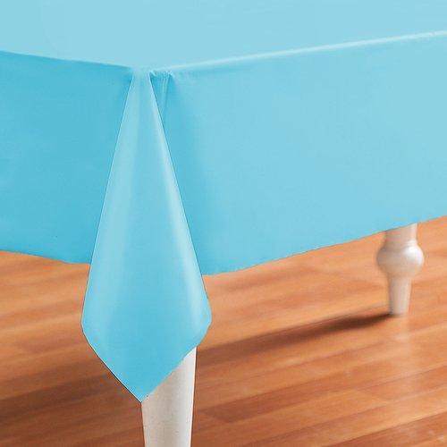 PVC Tafelzeil Effen blauw