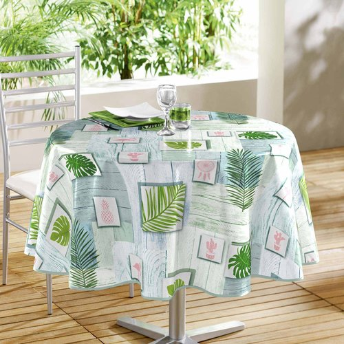 PVC tablecloth Bahia around 160 cm