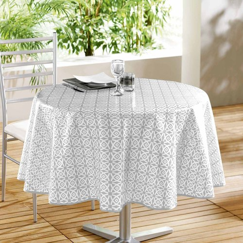PVC tablecloth Abaca around 160 cm