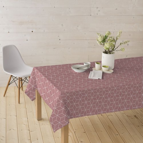 Coated Table textile Isometric