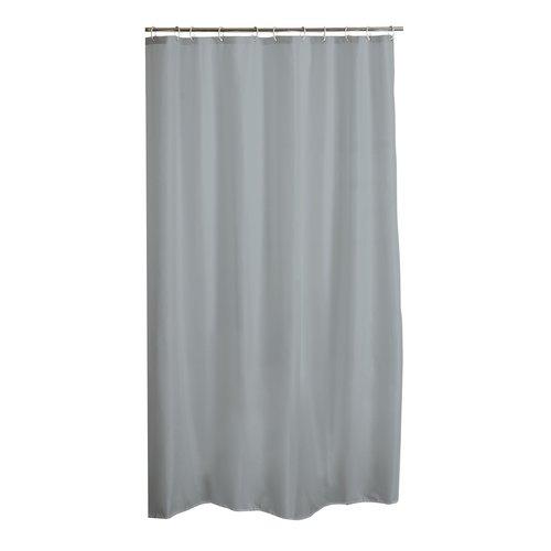 Shower curtain 100% Peva light gray.