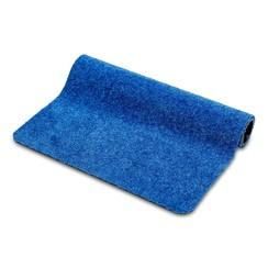 Wash & Clean 60x80cm schoonloopmat blauw
