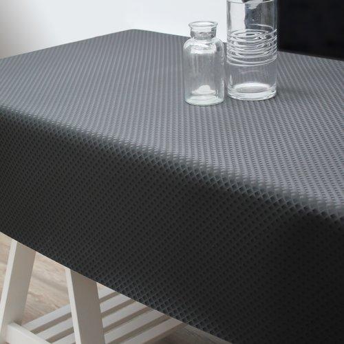 Table textile Polyline Zafiro black