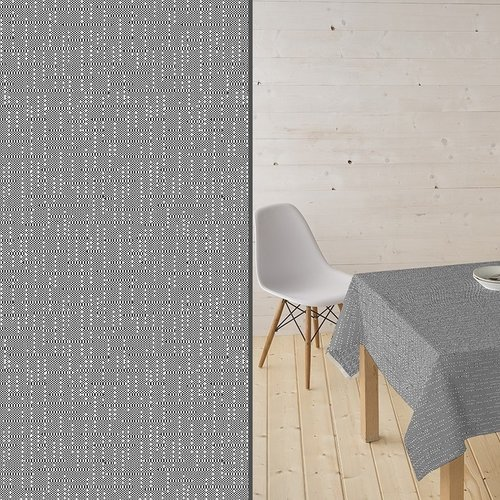 Coated Table textile Ginger gray